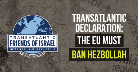 Transatlantic Declaration on Hezbollah